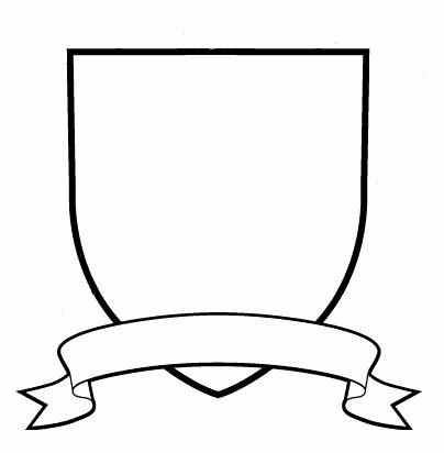 Crest template